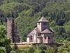 Château et eglise de Cornil
