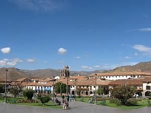 Cuzco, la capitale de l'empire inca