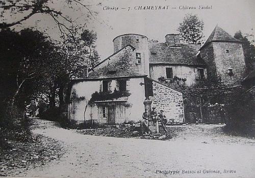 chateau de turenne chameyrat